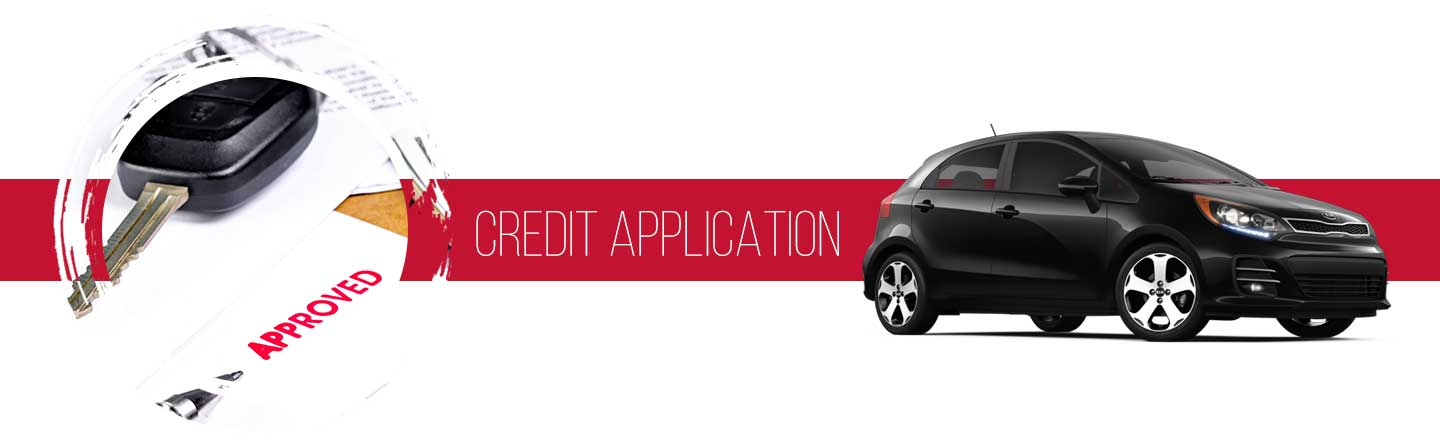 KIA of Chattanooga Credit Application