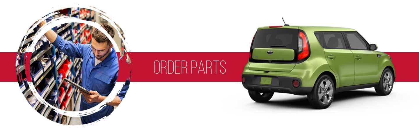 KIA of Chattanooga Order Parts