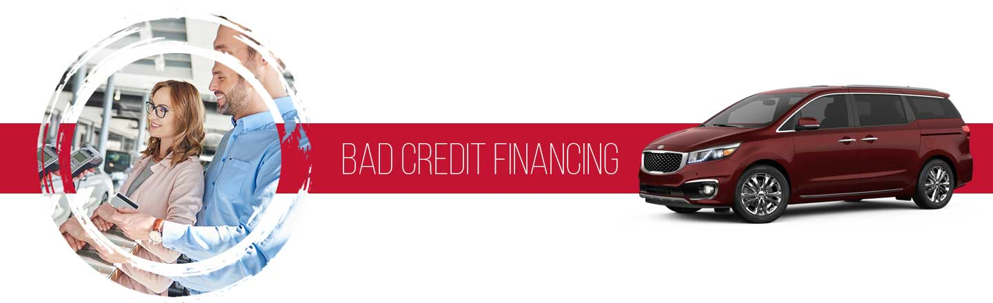 KIA of Chattanooga Bad Credit Financing