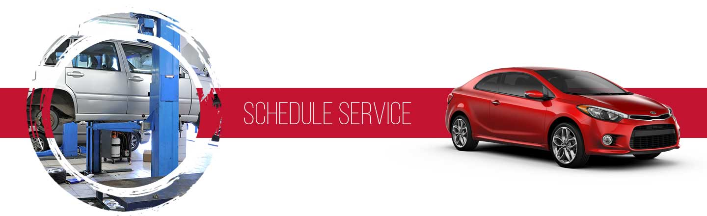 KIA of Chattanooga Schedule Service