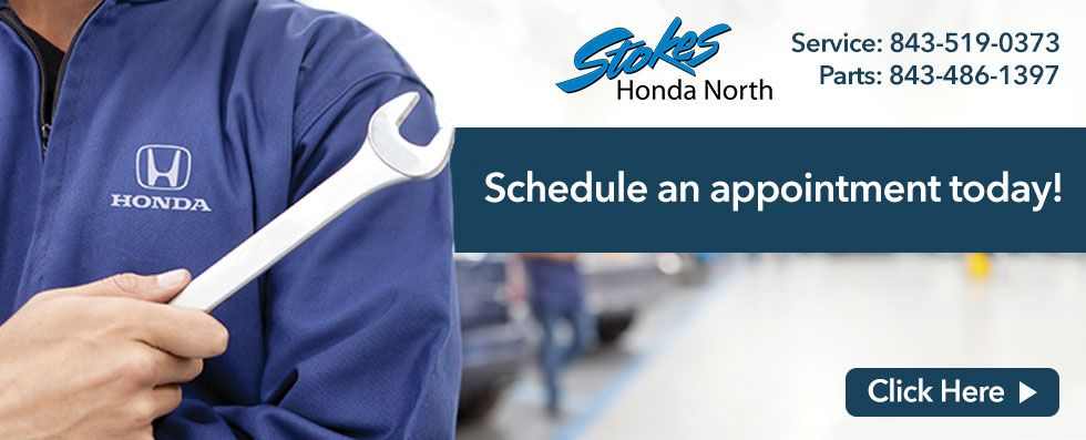 Schedule Service At Stokes Honda North Dealership AEUR 843 519