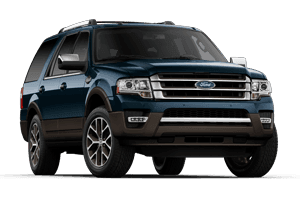 2017 Ford Expedition Black with Gray Interior
