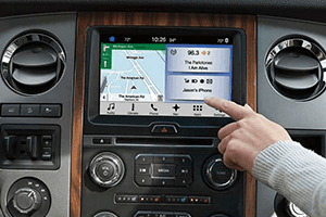2017 Ford Expedition Radio Technology