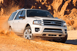 Test Drive 2017 Ford Expedition