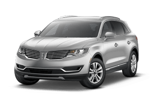 2017 Lincoln MKX Silver Exterior with gray Interior