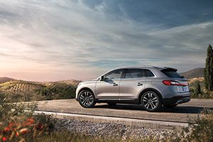 2017 Lincoln MKX at All Star Lincoln