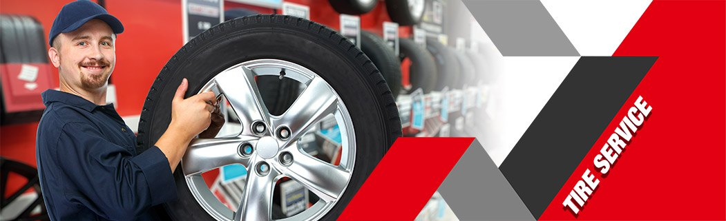 Freedom Toyota of Harrisburg - tire service and new replacement tire
