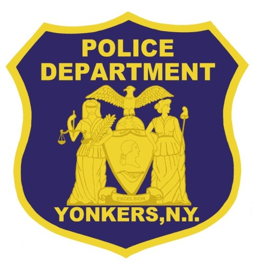 Yonkers Police Department Badge