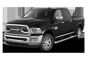 2017 Black Ram 2500