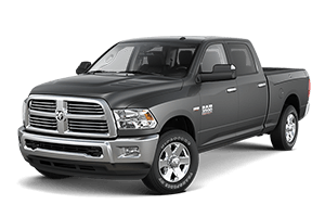 2017 Ram 3500 with gray interior