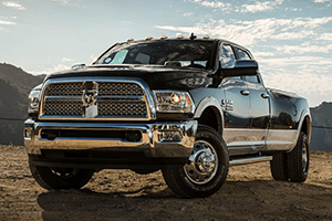 2017 Ram 3500 with trim and safety