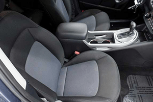 Gray interior for blue 2016 kia sportage