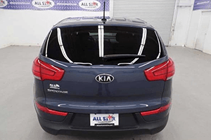 back lights for blue 2016 kia sportage