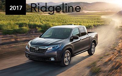 silver 2017 honda ridgeline dirt road
