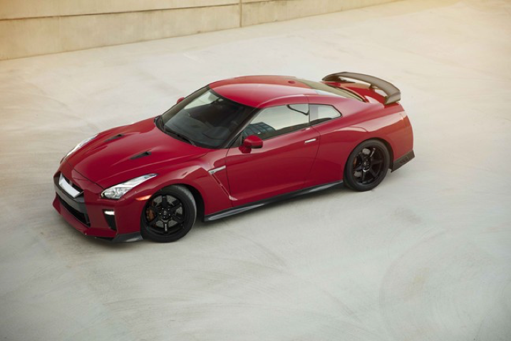 """""""The new GT-R Track Edition gives buyers a specialized model, one true to GT-R heritage and available only by special order,"""" said Michael Bunce, ..."""