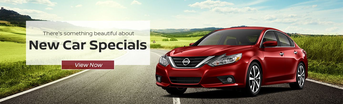 Limited Time Lease Specials