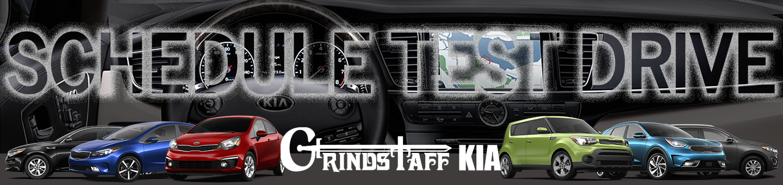 grindstaff kia schedule test drive