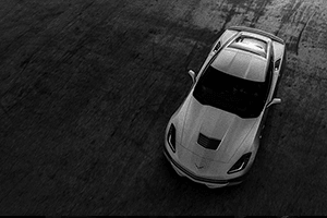 silver test drive 2016 chevy corvette