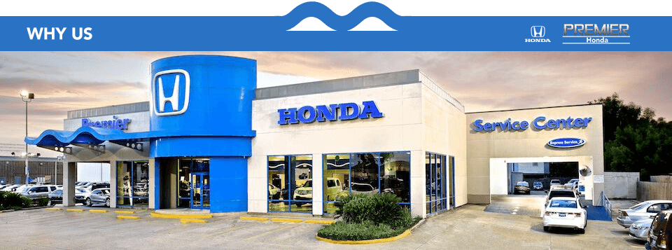 Honda Dealerships In Louisiana >> About Us Premier Honda