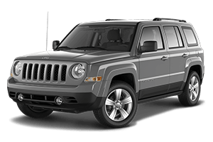 2017 gray jeep patriot