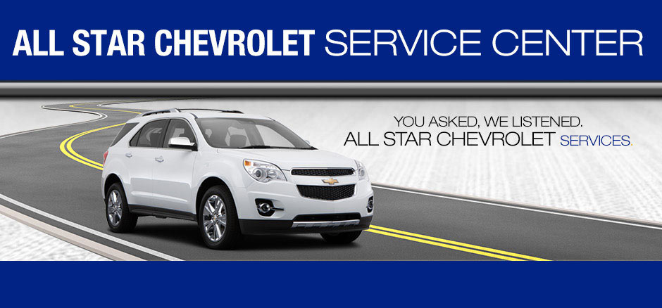 All Star Chevrolet Baton Rouge >> Service Department In Baton Rouge, LA | All Star Chevrolet