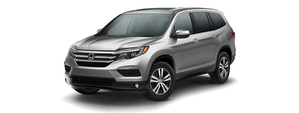 Honda Pilot For Sale In Greensboro, NC | Vann York Honda