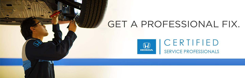 Coaca Valley Honda Dealers Service