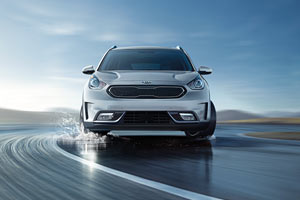 2017 Kia Niro Warranty at All Star Kia