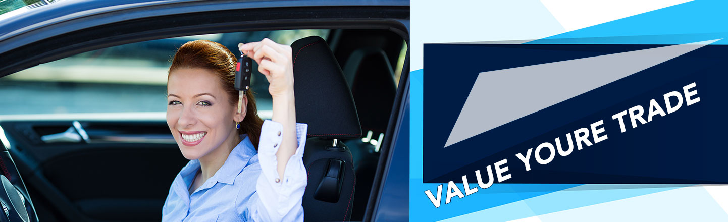 Value your trade in value for your car in Emmaus, PA