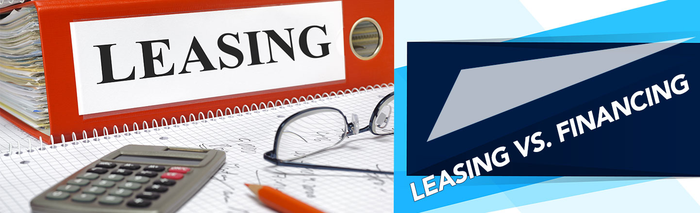 Information on Leasing vs. buying a new car