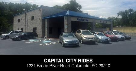 Capital City Rides