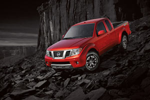 2017 Nissan Frontier All Star Nissan Descent