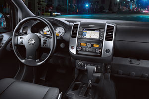 2017 Nissan Frontier All Star Nissan Technology Features
