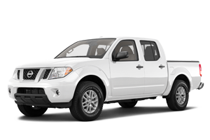 2017 Nissan Frontier All Star Nissan White