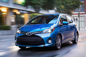2017 Toyota Yaris Fuel-Efficiency from All Star Totota in Baton Rouge, LA