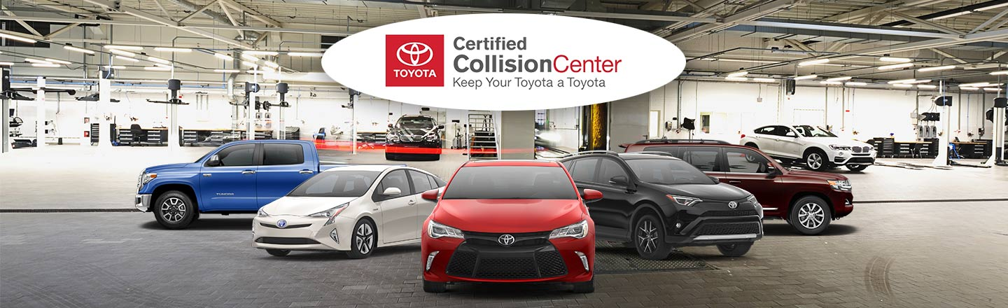 Welcome To Toyota Of Berkeley Collision Center