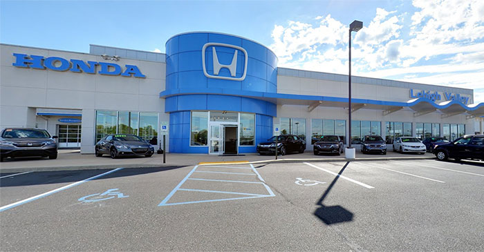 honda dealership near allentown bethlehem pa lehigh ForHonda Dealer Allentown Pa