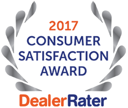 Sun Toyota wins DealerRater's 2017 Consumer Satisfaction Award