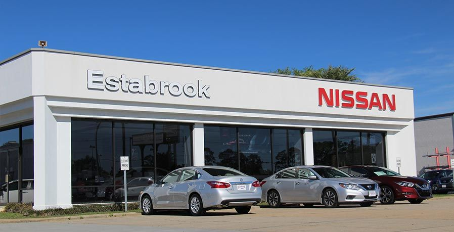 Welcome To Estabrook Nissan In Pascagoula, MS!
