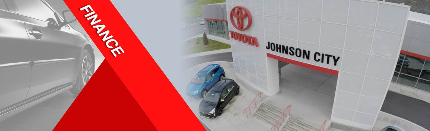 financial service for Johnson City Toyota, TN drivers