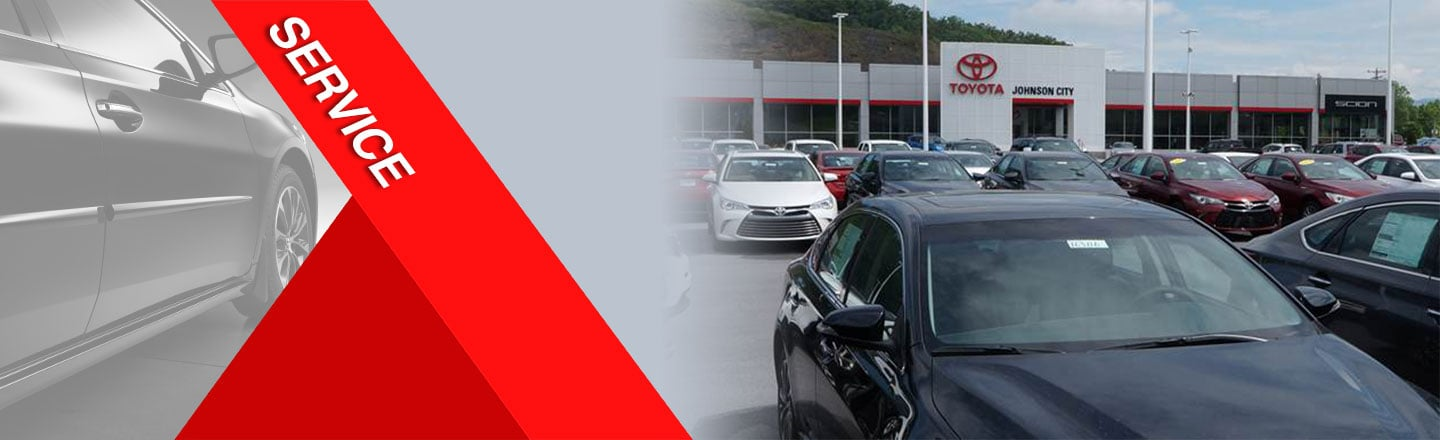 Toyota Services For Johnson City, TN Drivers