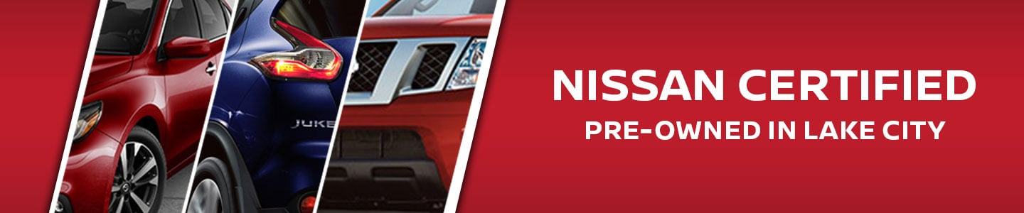 Rountree Moor Nissan Certified Pre-Owned In Lake City
