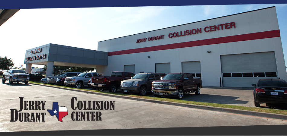 Collision Center at durant toyota