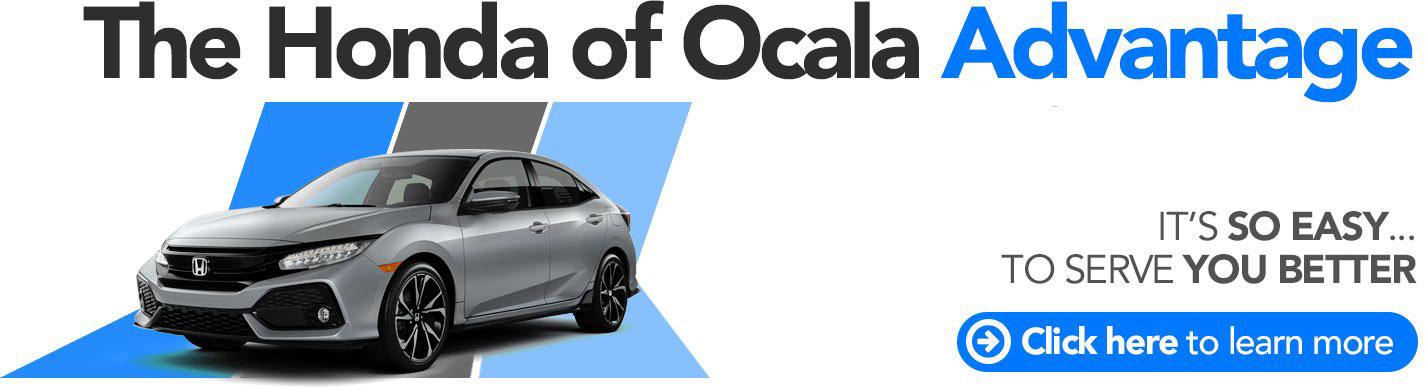 Honda of Ocala in Ocala, Florida