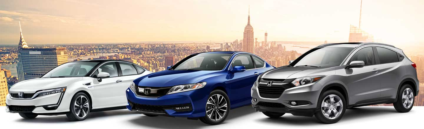 Visit Our Honda Dealership In Paramus, NJ