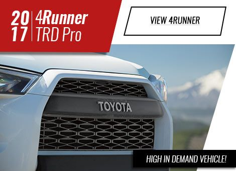 2017 4Runner TRD Pro