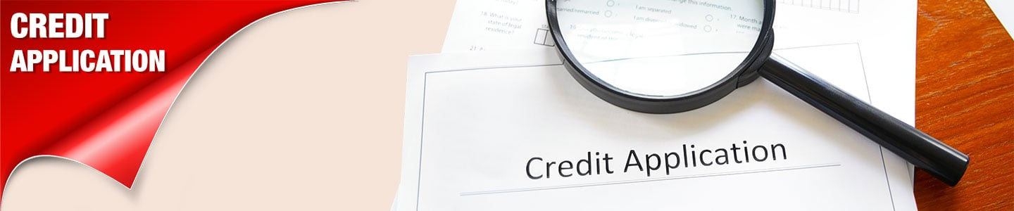 credit application - Toyota of Henderson