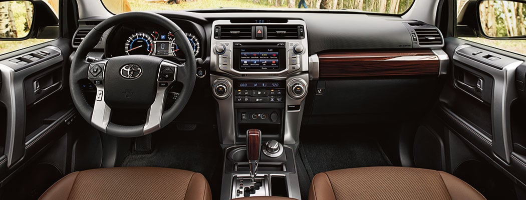 2017 Toyota Camry - interior