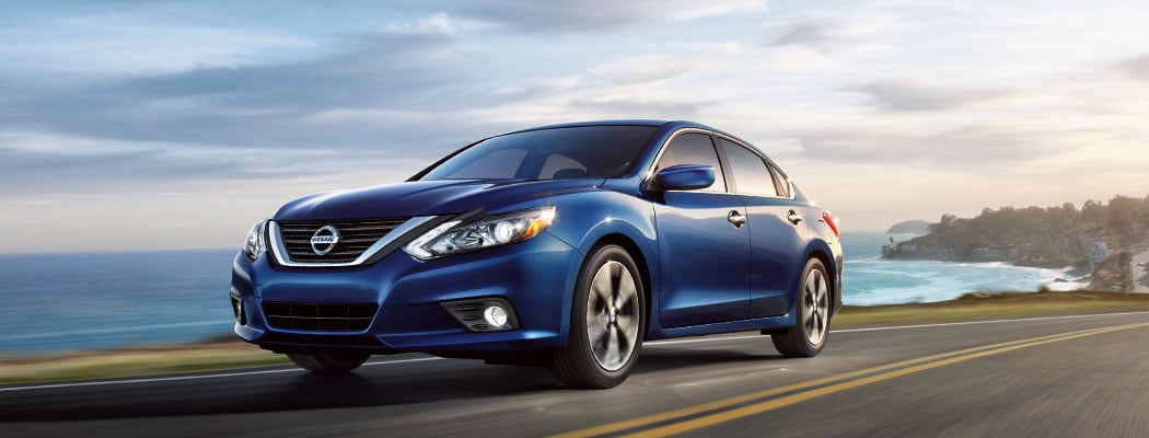 2017 Nissan Altima - blue