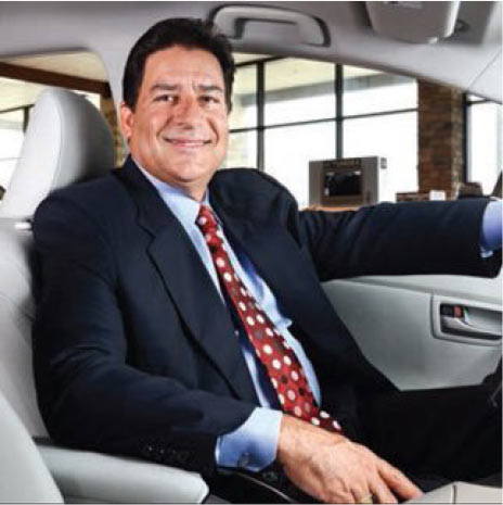 Photo of Carlos Liriano, Dealer Principal, Lost Pines Toyota, Bastrop, TX